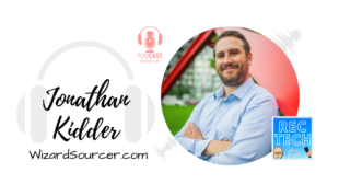 New Sourcing Tools with Jonathan Kidder — RecTech Media