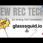 Demo of GlassSquid.io – Tech Candidate Sourcing Tool
